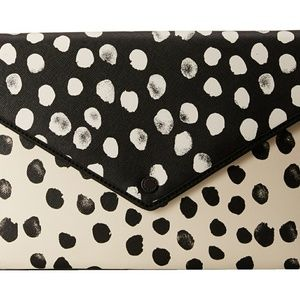 Marc Jacobs Polka Dot Envelope Shoulder Bag